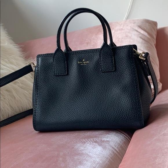 Kate Spade Black Medium Shoulder bag